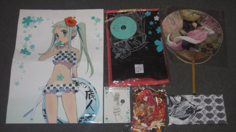 Late Comiket 80 Loot