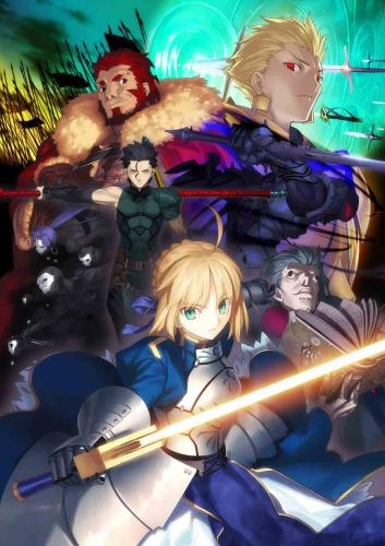 Fate/ZERO Blu-ray Boxset 1 Placeholder Image