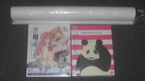 August 2012 DVD/BD Import Loot (Part 2)