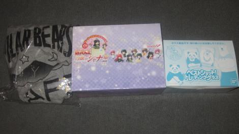 Shana III Nitengo Trading Figures & Shirokuma Cafe Loot