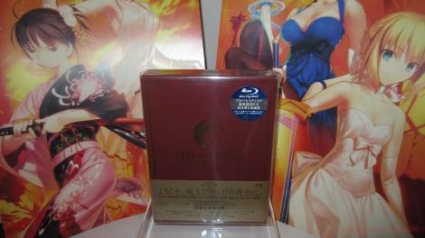 TYPE-MOON Fes. 10th Anniversary BD Boxset