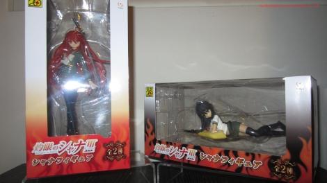 Shana III Prize Figures From Chara-Hiroba