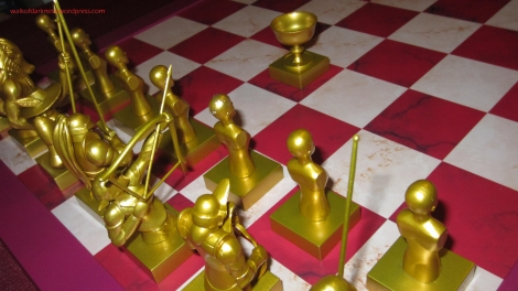 Fate/ZERO Servant Model Chess Piece Set
