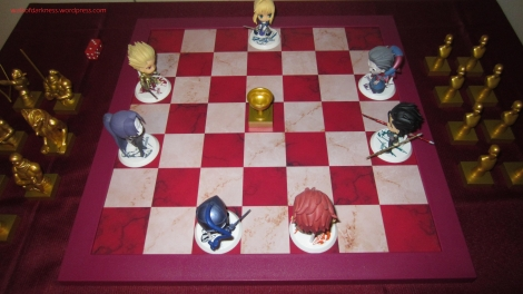 fate_zero_servant_model_chessboard_set_21_board_game_simple_play_starting_positions