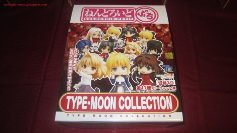 TYPE-MOON Collection Nendoroid Petits