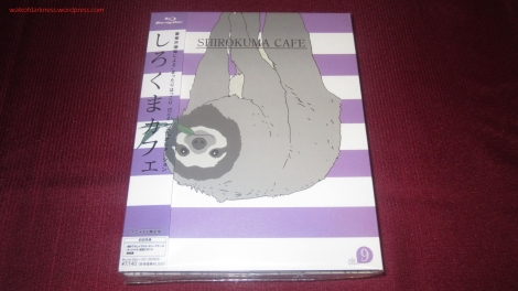 Shirokuma Cafe Animate LE BD Volume 9