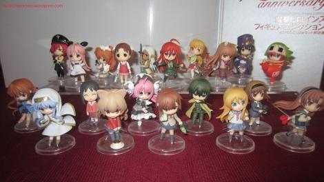 Dengeki 20th Anniversary Heroine Figure Collection