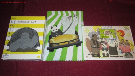 Shirokuma Cafe Double Loot: Animate LE BD Volume 11 & Live Event DVD