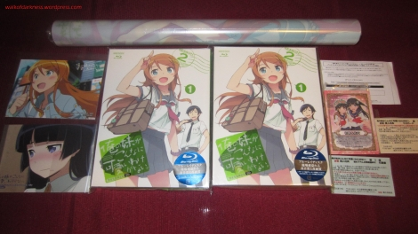 Ore no Imouto 2nd Season Limited Edition BD Volume 1