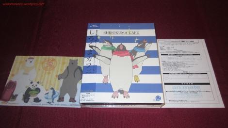 Shirokuma Cafe Animate LE BD Volume 12