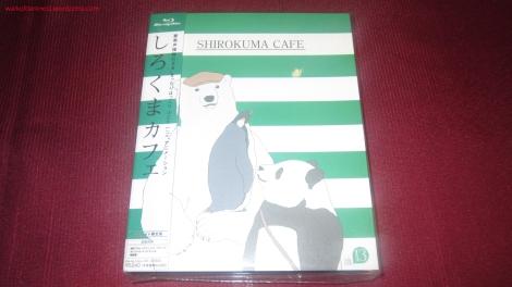 Shirokuma Cafe Animate LE BD Volume 13