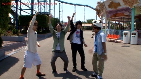 shirokuma_cafe_bonus_zoo_trip_dvd_screencap_group_sea_world_cheer_01
