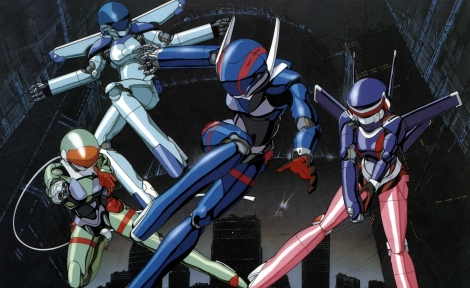 AnimEigo Kickstarter Project: Bubblegum Crisis Ultimate Edition Blu-ray Boxset
